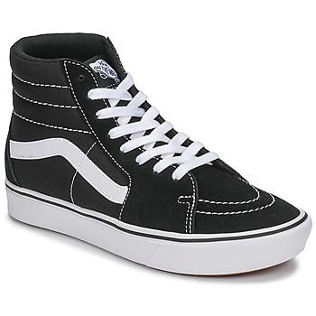 Schuhe Sneaker High Vans COMFYCUSH SK8-HI Schwarz / Weiss