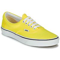 Schuhe Damen Sneaker Low Vans ERA NEON Gelb