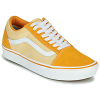 Schuhe Damen Sneaker Low Vans COMFYCUSH OLD SKOOL Gelb