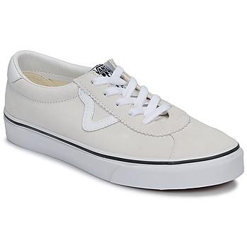Schuhe Sneaker Low Vans VANS SPORT Weiss