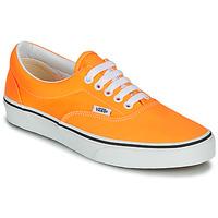 Schuhe Damen Sneaker Low Vans ERA NEON Orange