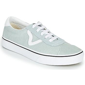Schuhe Damen Sneaker Low Vans VANS SPORT Blau