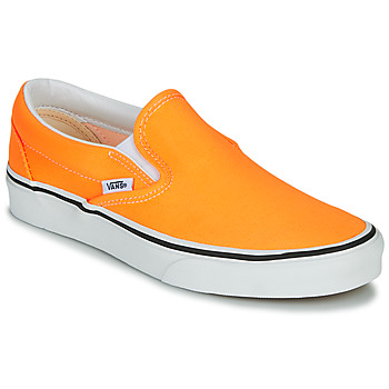 Schuhe Damen Slip on Vans CLASSIC SLIP-ON NEON Orange