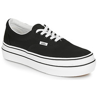 Schuhe Damen Sneaker Low Vans SUPER COMFYCUSH ERA Schwarz