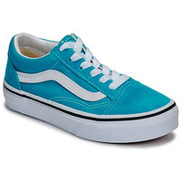 Schuhe Kinder Sneaker Low Vans OLD SKOOL Blau