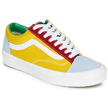 Schuhe Sneaker Low Vans STYLE 36 Multicolor
