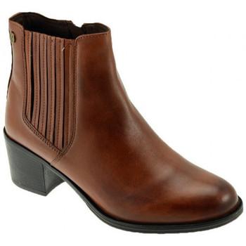 Schuhe Damen Low Boots Caprice BEATLES25351halbstiefel Multicolor