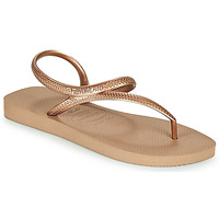 Schuhe Damen Zehensandalen Havaianas FLASH URBAN Rose / Gold