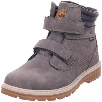 Schuhe Jungen Boots Lico Corner V grau