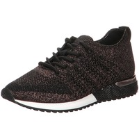 Schuhe Damen Sneaker Low La Strada Schnuerschuhe 1832649-4545 schwarz