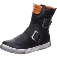 Schuhe Damen Boots Andrea Conti Stiefeletten 0346833 378 blau
