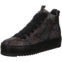 Schuhe Damen Boots Donna Carolina 40.168.140 012 grau