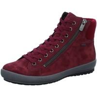 Schuhe Damen Boots Legero Stiefeletten Tanaro 5-09614-49 rot