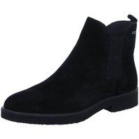 Schuhe Damen Boots Legero Stiefeletten Soana,SCHWARZ (SCHWARZ) 5-00684-03 schwarz