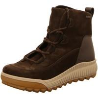 Schuhe Damen Boots Legero Stiefeletten Tierano 5-09561-28 grau