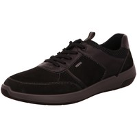 Schuhe Herren Sneaker Low Ara Schnuerschuhe PATRICK 11-37057-05 schwarz