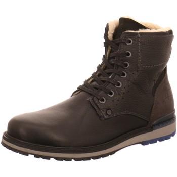 Schuhe Herren Schneestiefel Bullboxer 479K85483D-P125 schwarz