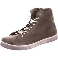Schuhe Damen Boots Andrea Conti Stiefeletten 0347843-261 grau