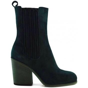 Schuhe Damen Low Boots Now 5632 Multicolor
