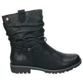 Schuhe Damen Low Boots Xti 56923 Noir