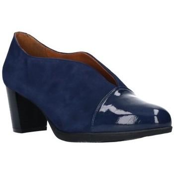 Schuhe Damen Pumps Moda Bella 84-807 MIDNIGHT Mujer Azul marino bleu