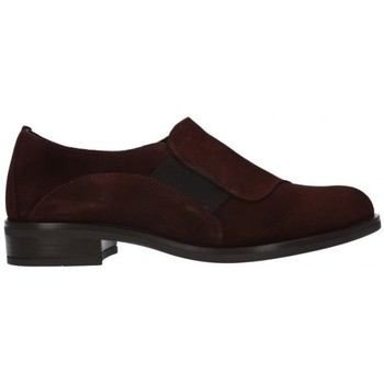 Schuhe Damen Slipper Moda Bella 109-290 SERRAJE MARRON Mujer Marron marron