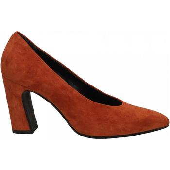 Schuhe Damen Pumps Malù CAMOSCIO siena