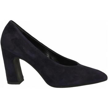 Schuhe Damen Pumps Malù CAMOSCIO prugna