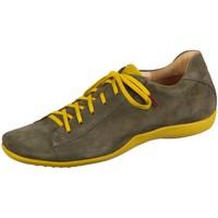 Schuhe Herren Derby-Schuhe & Richelieu Think Schnuerschuhe STONE HE 84610-21 grün