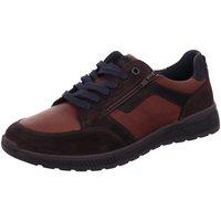 Schuhe Herren Derby-Schuhe & Richelieu Sioux Schnuerschuhe 37181 Hensley 704J braun