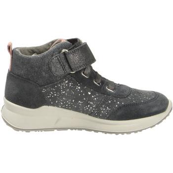 Schuhe Mädchen Low Boots Superfit Klettstiefel 09184-20 grau