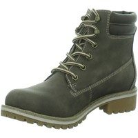 Schuhe Damen Boots Firence Stiefeletten Da. Schnürstiefel, Sportboden,DK. B 254246062 braun