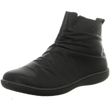 Schuhe Damen Boots Andrea Conti Stiefeletten 0344577002 schwarz