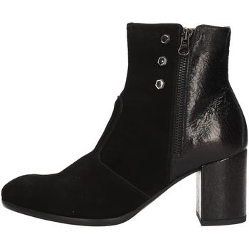 Schuhe Damen Low Boots NeroGiardini A908730D BLACK