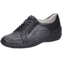 Schuhe Damen Derby-Schuhe & Richelieu Waldläufer Schnuerschuhe 931003 931003-302-001 schwarz