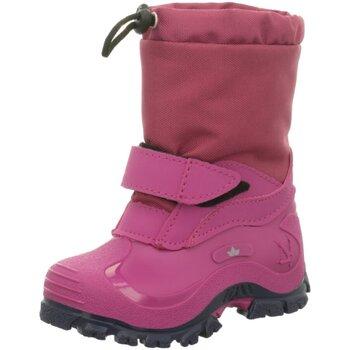 Schuhe Mädchen Schneestiefel Lico Winterstiefel Werro 730042-3500 pink