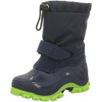 Schuhe Jungen Schneestiefel Lico Winterstiefel Werro 730043 blau