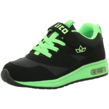 Schuhe Jungen Fitness / Training Lico Hallenschuhe Cool VS 530324 schwarz