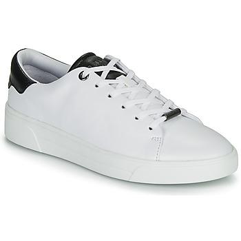 Schuhe Damen Sneaker Low Ted Baker ZENIB Weiss