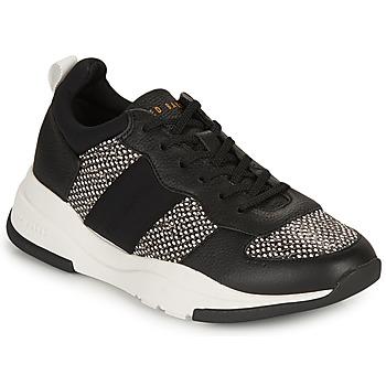 Schuhe Damen Sneaker Low Ted Baker WEVERDS Schwarz