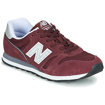 Schuhe Sneaker Low New Balance 373 Burgunderrot