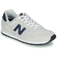 Schuhe Sneaker Low New Balance 373 Beige / Marine