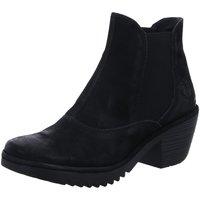 Schuhe Damen Low Boots Diverse Stiefeletten WOTE P501078003 schwarz