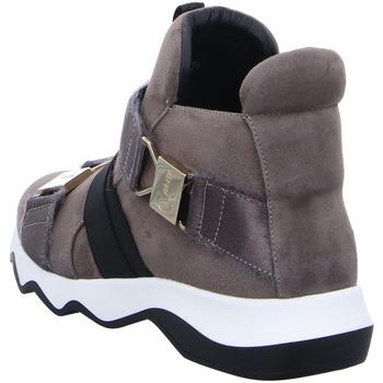 Donna Carolina Stiefeletten D.Halbschuhe 40.846.060-001 grau - Schuhe Boots Damen 20990