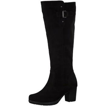 Schuhe Damen Klassische Stiefel Jana Stiefel Da.-Stiefel,BLACK 8-8-25506-23-001 schwarz