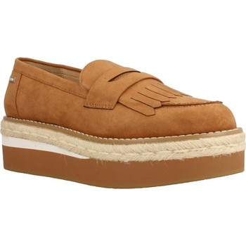 Schuhe Damen Slipper MTNG 51633M Brown