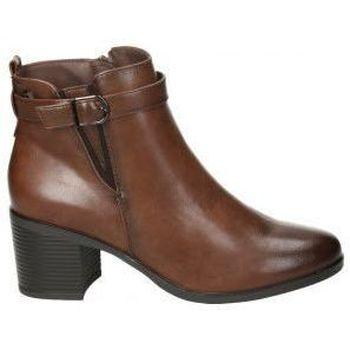 Schuhe Damen Low Boots Deity YSY16588-ME Marron