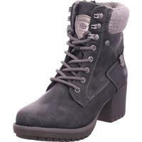 Schuhe Damen Stiefel Dockers - 41CH307-680 schwarz