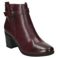 Schuhe Damen Low Boots Deity YSY16588-ME rouge