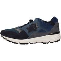 Schuhe Herren Sneaker Low Atlantic Stars POLARIS-NAR-F07 BLUE